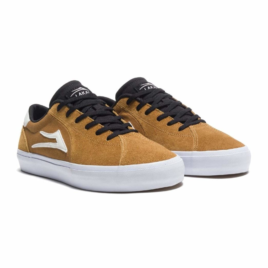 Lakai Flaco 2 Suede Skate Shoe - Tobacco | Shoes by Lakai 2