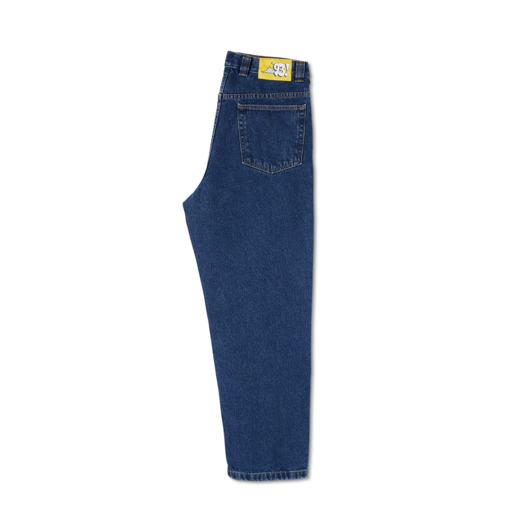 Polar Skate Co '93 Denim - Dark Blue | Jeans by Polar Skate Co 3
