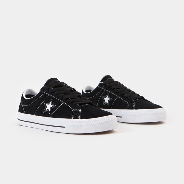 Converse Cons One Star Pro Black/White | Shoes by Converse Cons 1