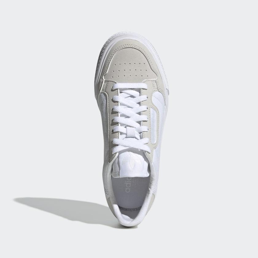 Adidas - Continental Vulc - Cloud White / Cloud White / Grey One | Shoes by adidas Skateboarding 2