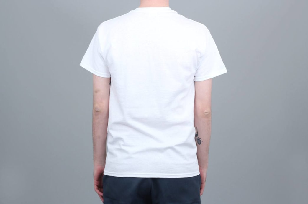 Yes Fam! Logo T-Shirt - White / Red | T-Shirt by Yes Fam! 3