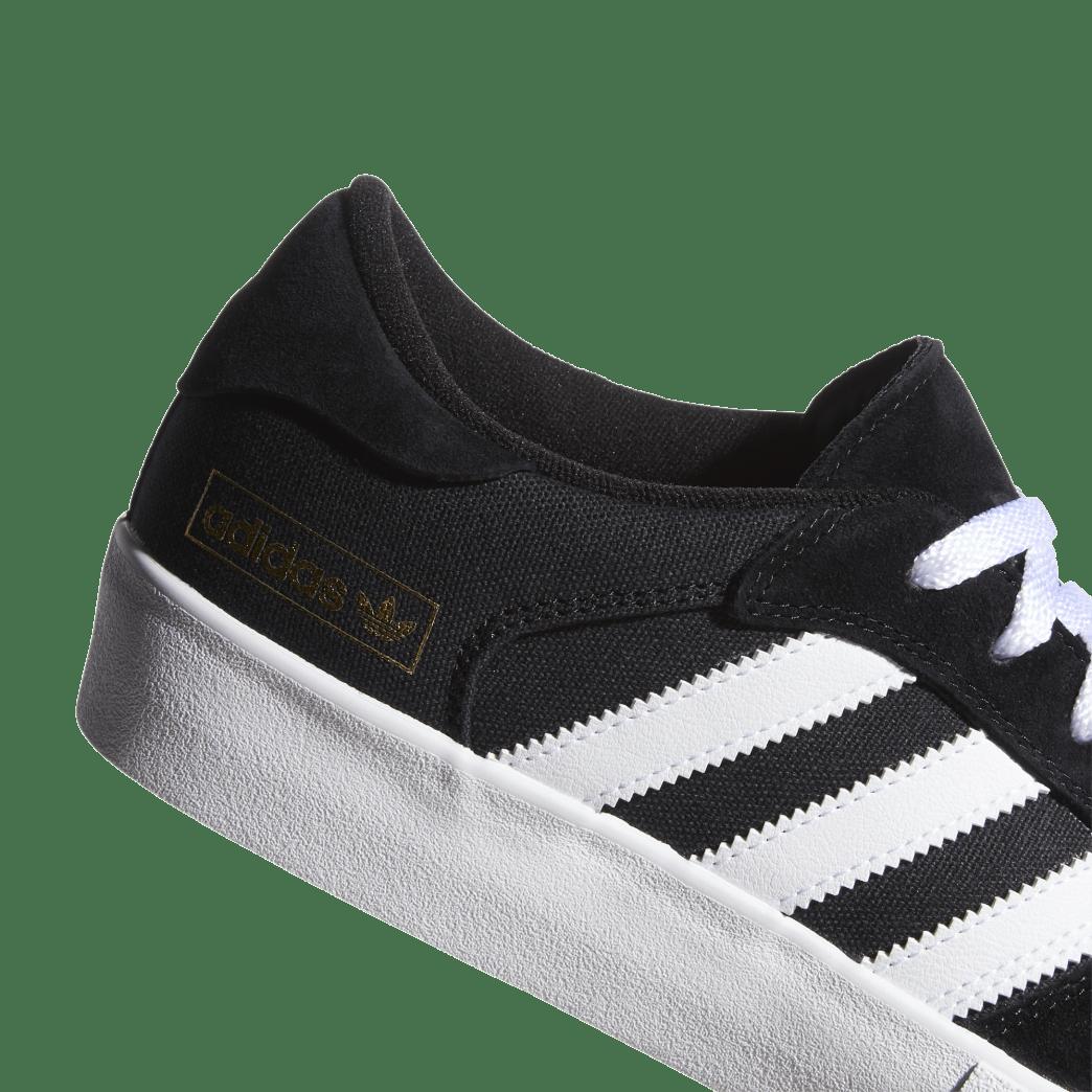 Adidas Matchbreak Super Skateboarding Shoes - Core Black/FTWR White/Gold Met | Shoes by adidas Skateboarding 5