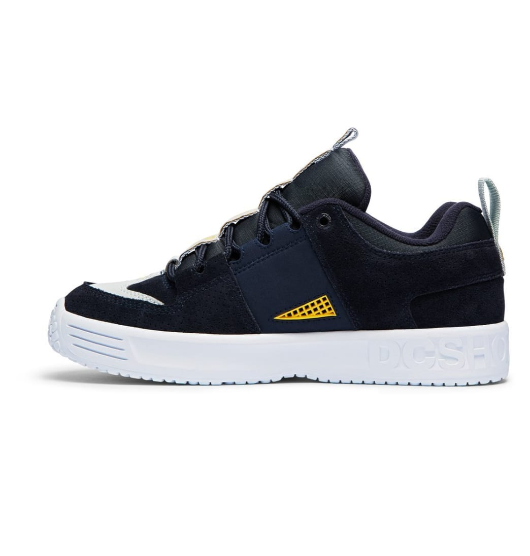 DC Shoes Lynx OG x In4mation - Dark Navy | Shoes by DC Shoes 3