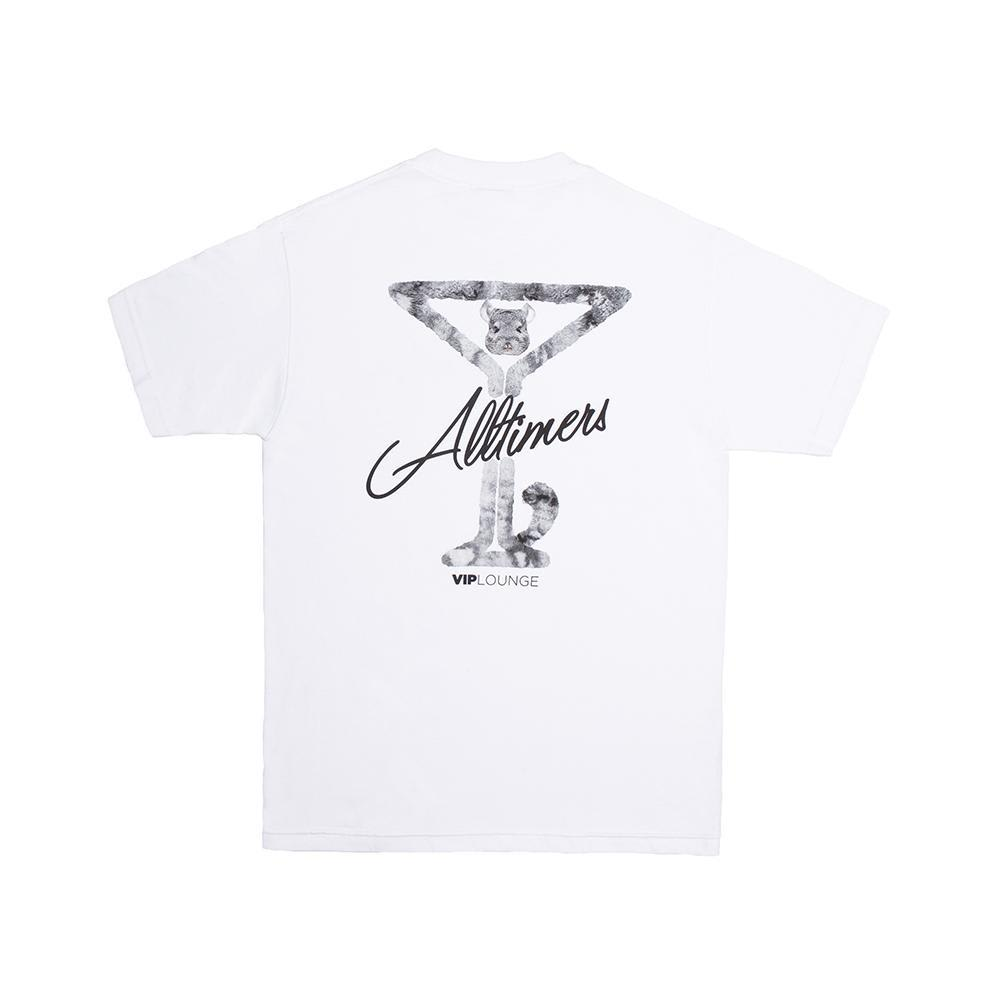 Alltimers Chinchilla Logo T-Shirt - White | T-Shirt by Alltimers 1