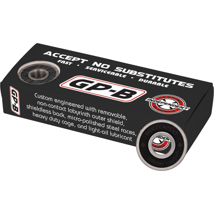 Independent- GP B Bearings   Bearings by Independent Trucks 1