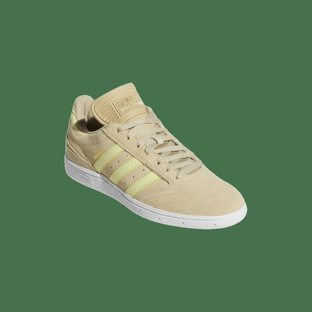 Adidas Busenitz Skate Shoes - Savannah / Yellow Tint / Cloud White   Shoes by adidas Skateboarding 5
