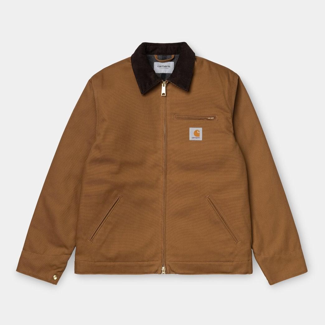 Carhartt WIP - Detroit jacket hamilton brown | Jacket by Carhartt WIP 1