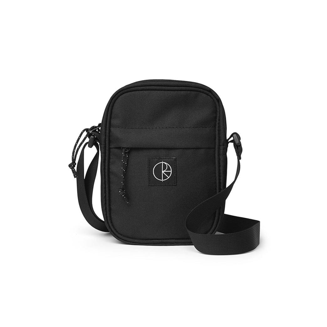 Polar Cordura Mini Dealer Bag - Black | Pouch Bag by Polar Skate Co 1