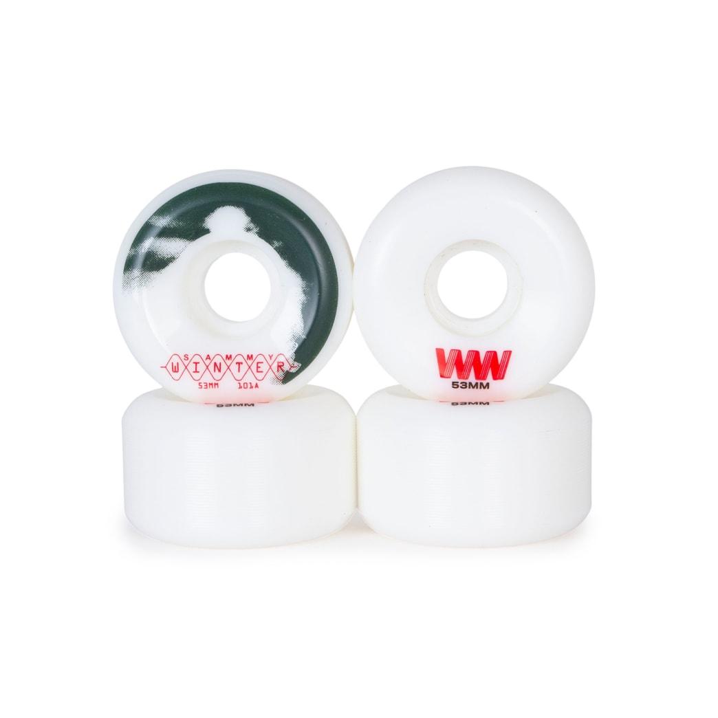 Wayward Pro Formula Sammy Winter Wheels - 53mm | Wheels by Wayward Wheels 1