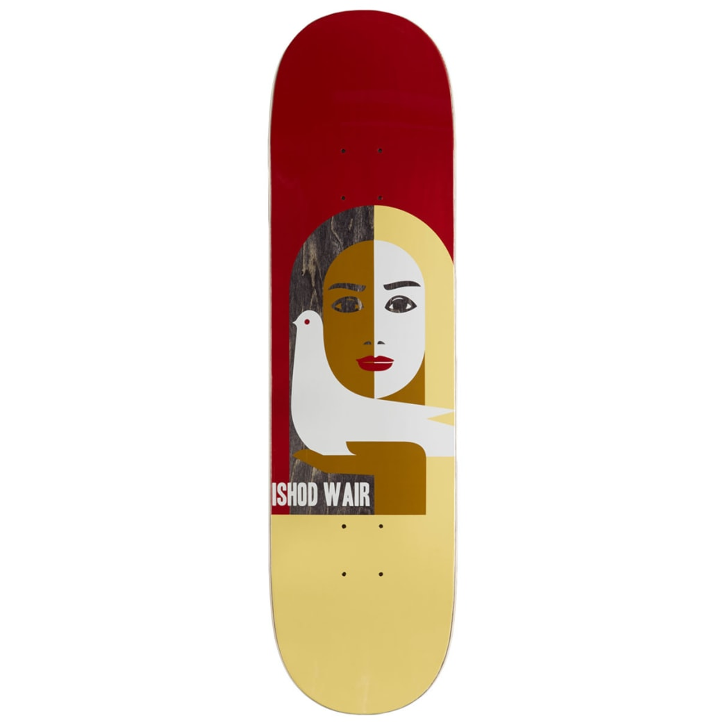 Real Ishod Peace Deck 8.38 | Deck by Real Skateboards 1
