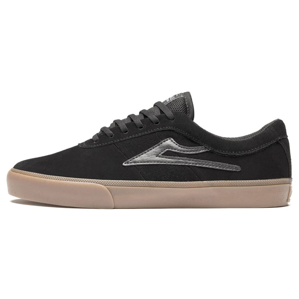 Lakai Sheffield Shoes - Black/Gum Suede | Shoes by Lakai 1