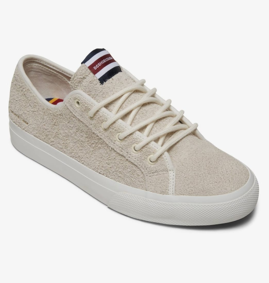 DC Manual x Magenta Skate Shoes - Light Grey   Shoes by DC Shoes 2
