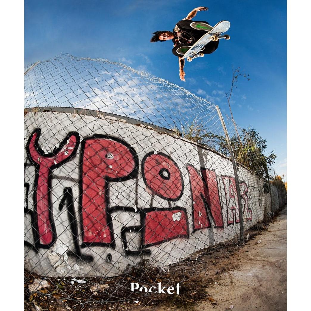 Pocket Skate Mag - Pocket Mag Book - Vol. 5 | Book by Pocket Skate Mag 1