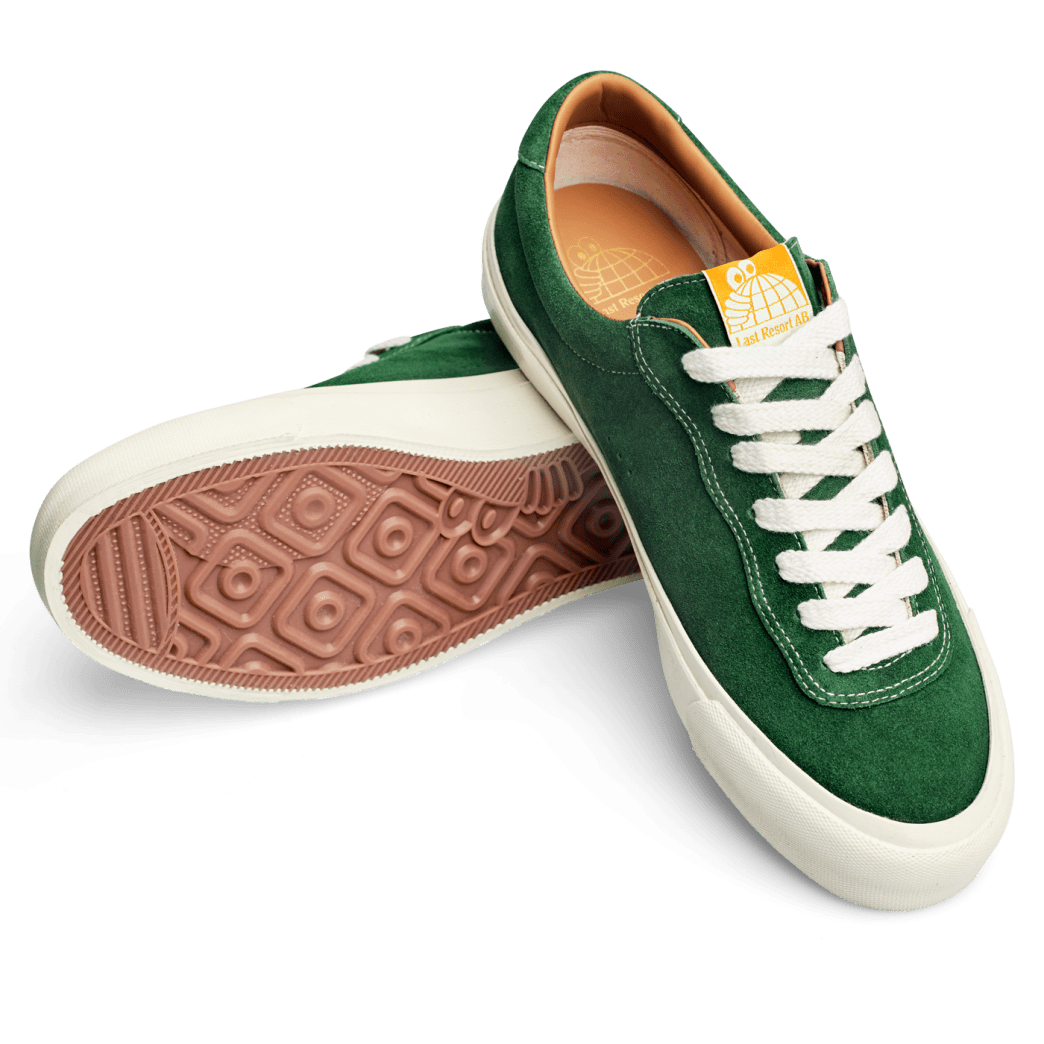 Last Resort AB VM001 Skate Shoes - Moss Green | Shoes by Last Resort AB 4
