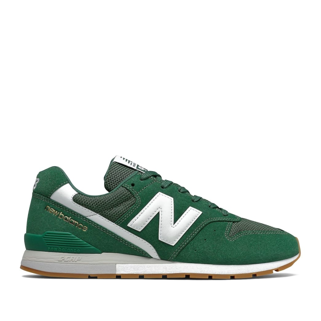 New Balance 996 Shoes - Forest Green / White   Shoes by New Balance 1