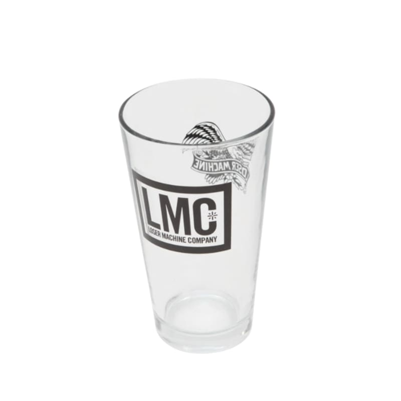 Loser Machine Pint Glass | Giftables by Loser Machine 1