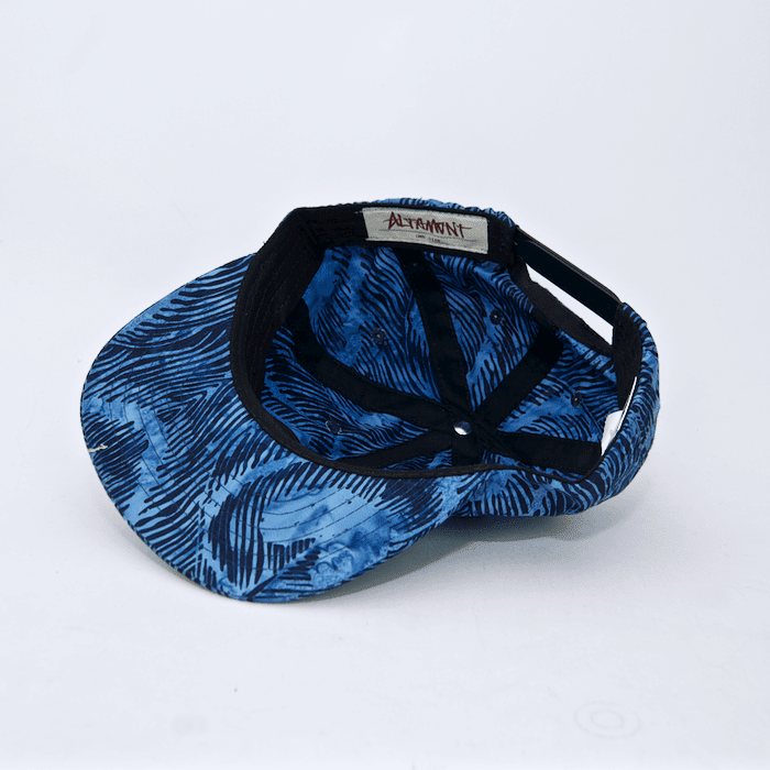 Altamont - Peacock Ball Cap - Navy | Cap by Altamont Apparel 5
