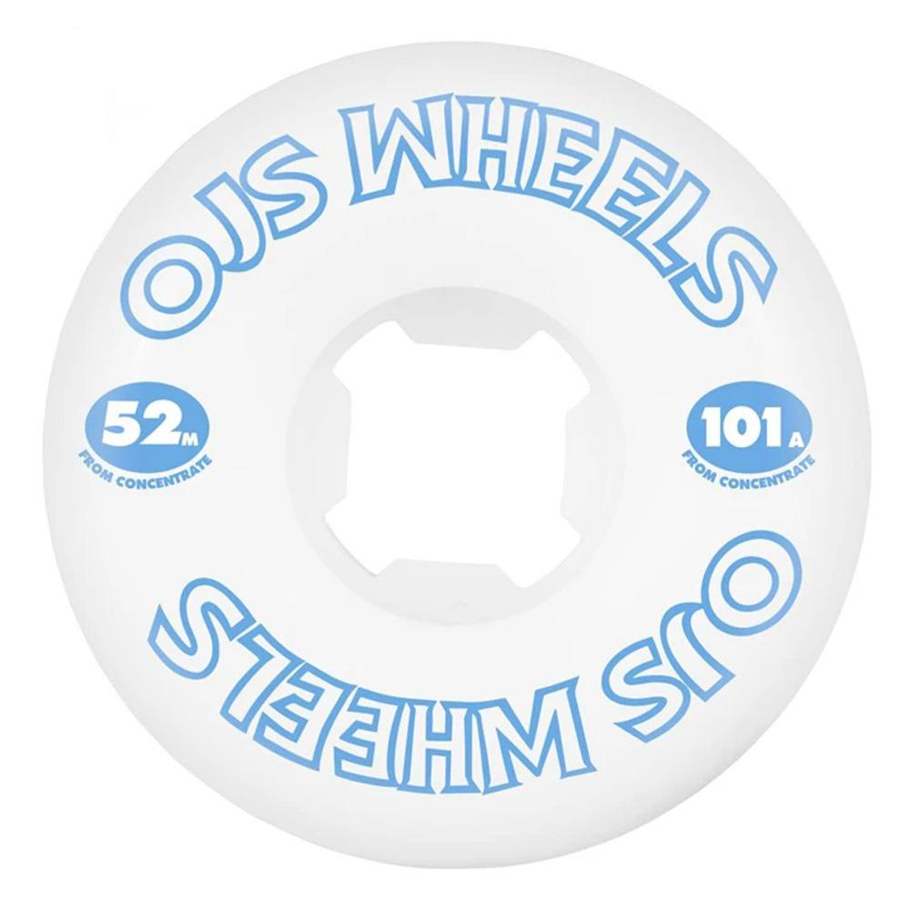 OJ Wheels - From Concentrate Hardline Wheels 101a 52MM | Wheels by OJ Wheels 1