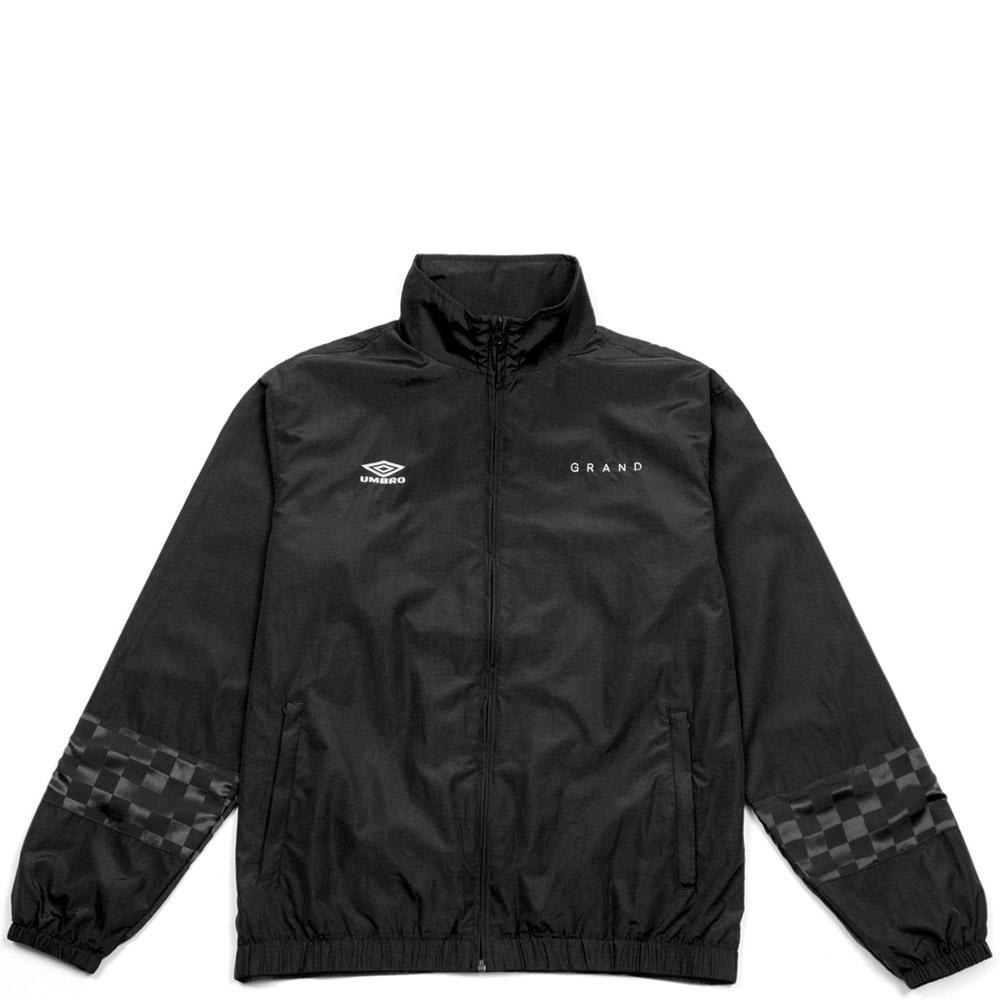 Grand Collection x Umbro Jacket - Black | Track Jacket by Grand Collection 1