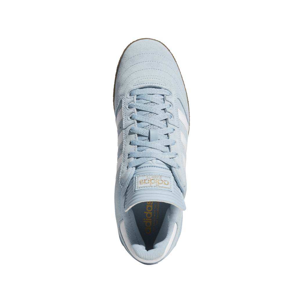 adidas Busenitz Skate Shoes - Ash Grey / Cloud White / Gum | Shoes by adidas Skateboarding 3