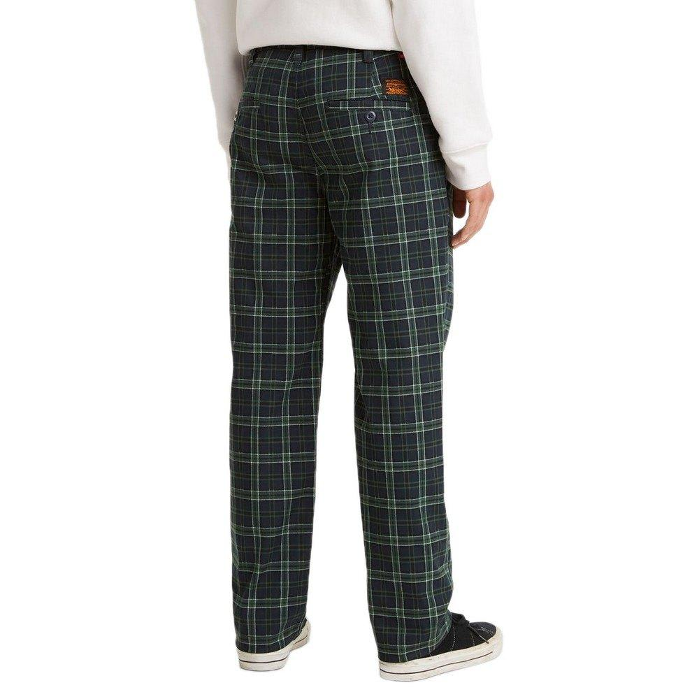 Levi's Skateboarding Collection Skate Work Pant Alexandrite Plaid | Chinos by Levi's Skateboarding 3