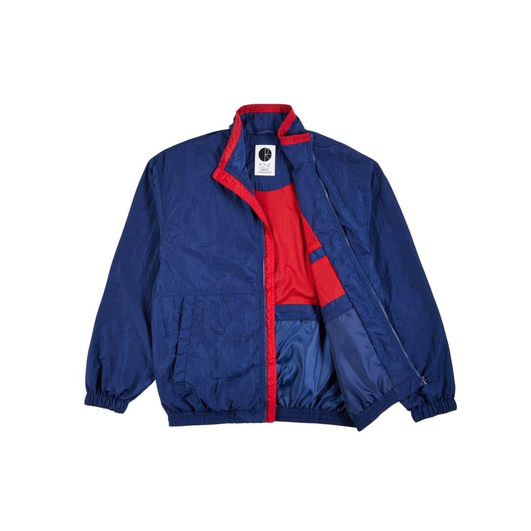 Polar Skate Co Track Jacket - Blue / Red | Track Jacket by Polar Skate Co 3