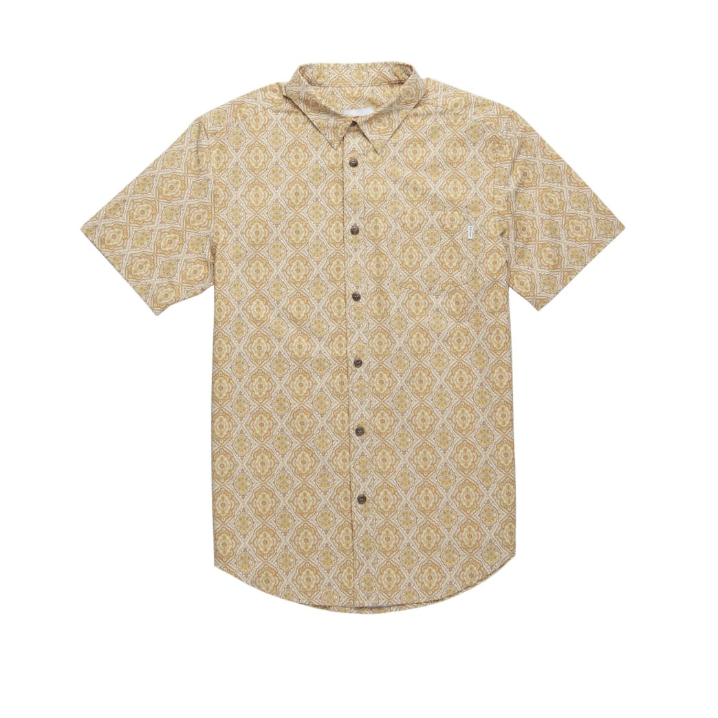 Rhythm Kasbah Shirt - Seaweed | Shirt by Rhythm Clothing 1