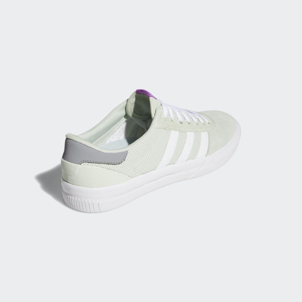 Adidas Lucas Premiere Shoes - Linen Green/Footwear White/Grey 3 | Shoes by adidas Skateboarding 4