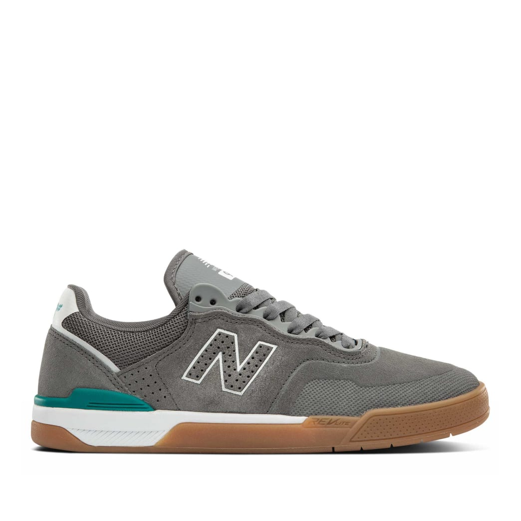 New Balance Numeric 913 Shoes - Castlerock / White   Shoes by New Balance 1