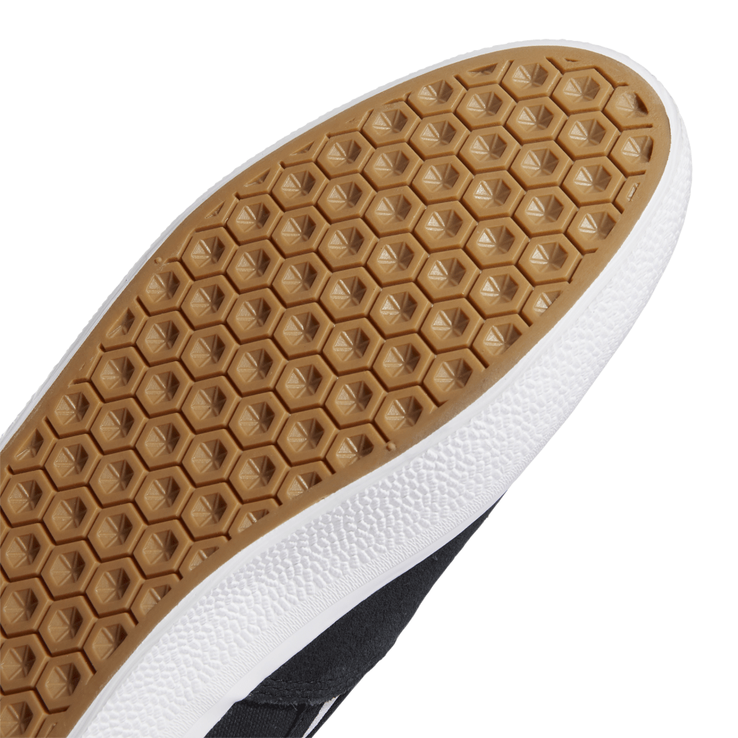 adidas 3MC Slip-On Skate Shoes - Core Black / FTWR White / Gold Met   Shoes by adidas Skateboarding 9