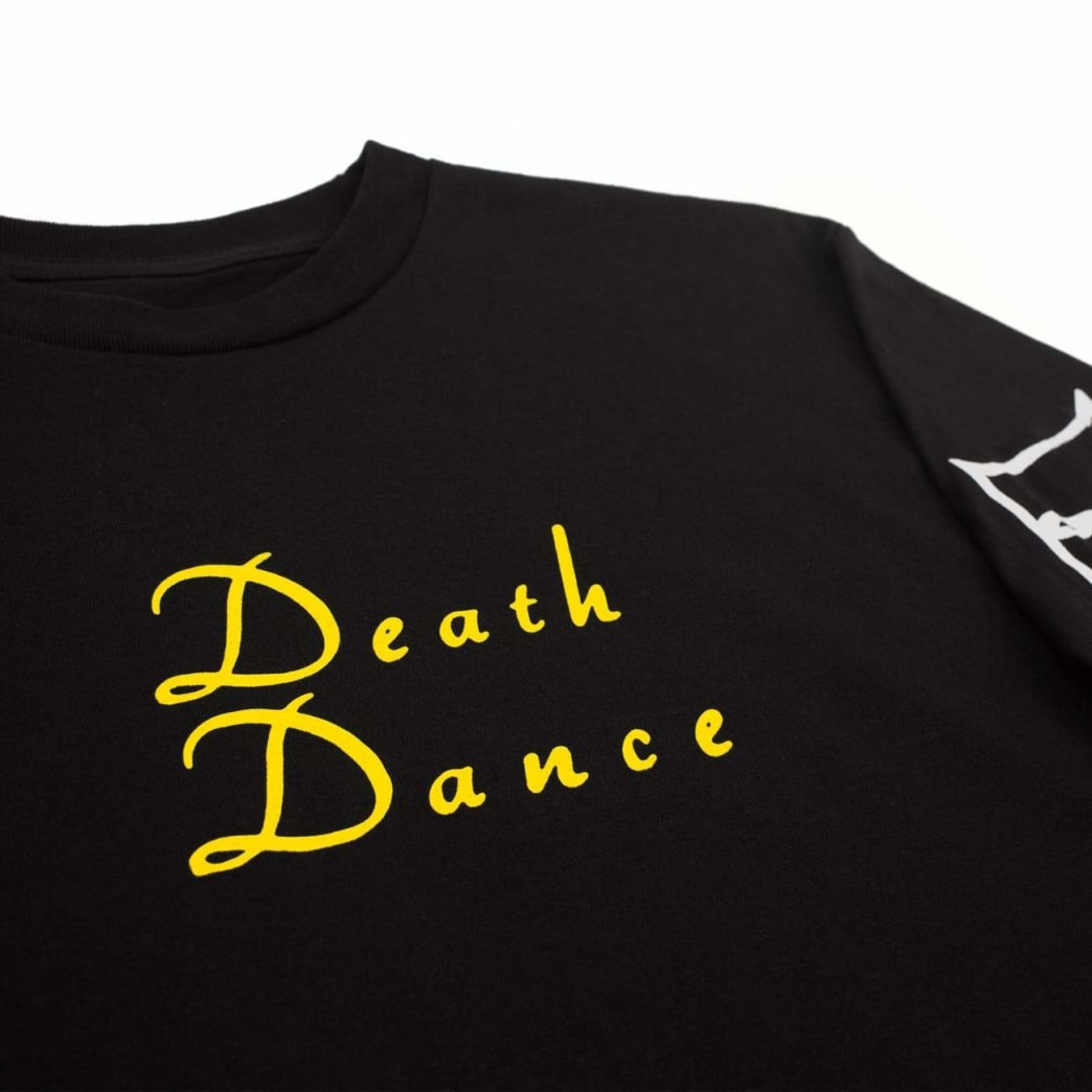 WKND Death Dance Long Sleeve T-Shirt - Black | Longsleeve by WKND 3