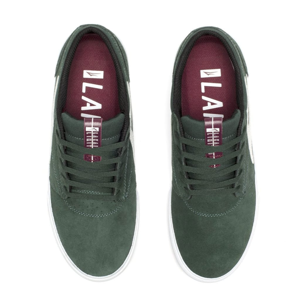 Lakai Griffin VLK Shoes - Pine Suede | Shoes by Lakai 3