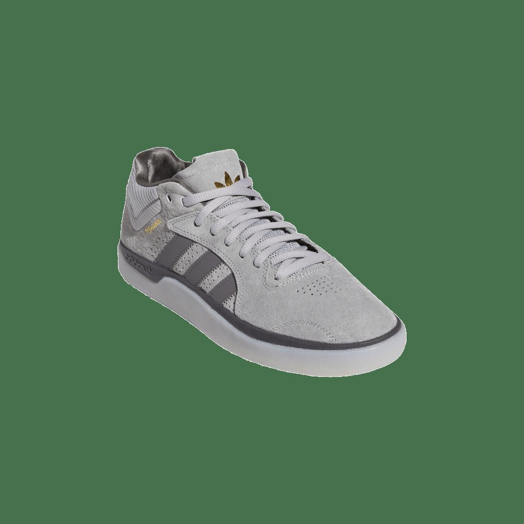 adidas Skateboarding Tyshawn Jones Shoes - Light Granite / Granite / Gold Metallic | Shoes by adidas Skateboarding 5