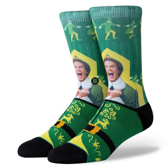 Stance Socks I know Him (Elf) | Socks by Stance Socks 1