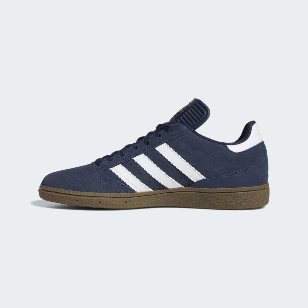 Adidas Busenitz Shoes - Collegiate Navy/Cloud White/Gum 5 | Shoes by adidas Skateboarding 6