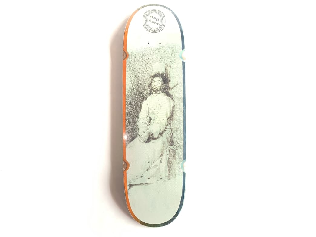 "Madness - Bound Deck 9"" Shaped 