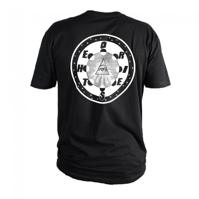 Theories Of Atlantis Morning Star T-Shirt - Black / White | T-Shirt by Theories of Atlantis 1