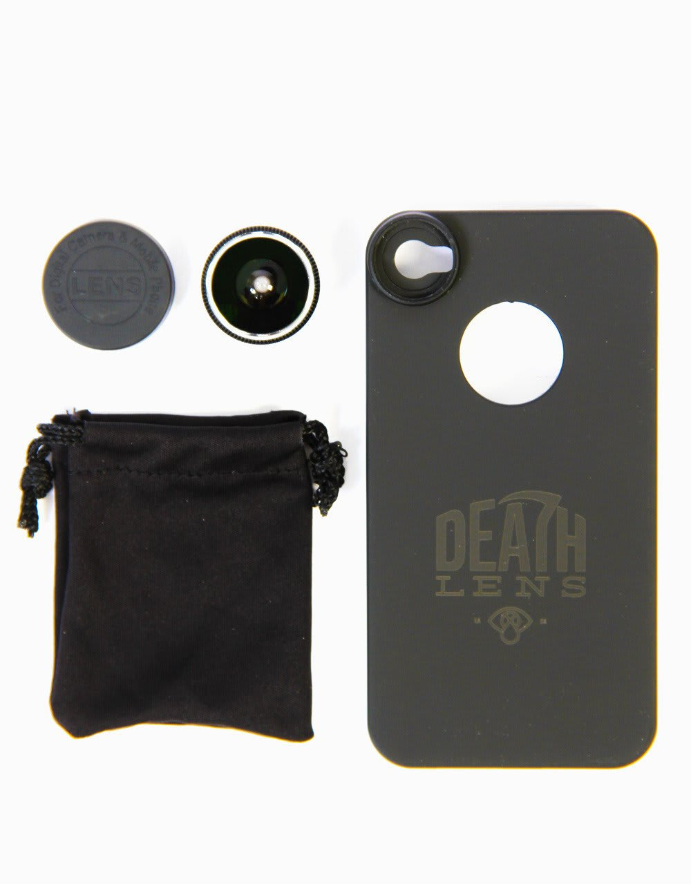 Death Lens I-Phone 5c Wide Angle Lens | Phone Accessory by Death Lens 3