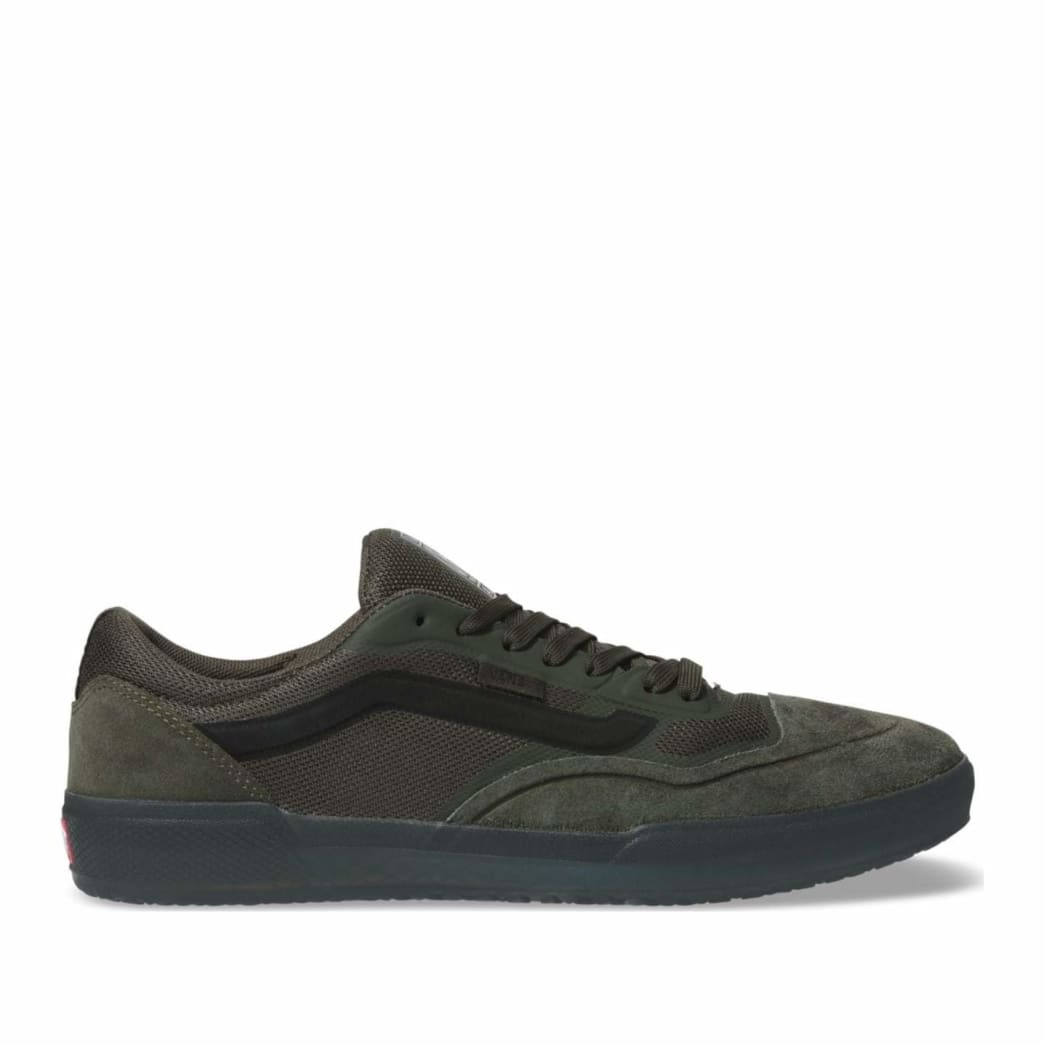 Vans AVE Pro Rainy Day Skate Shoes - Forest Night / Black | Shoes by Vans 1