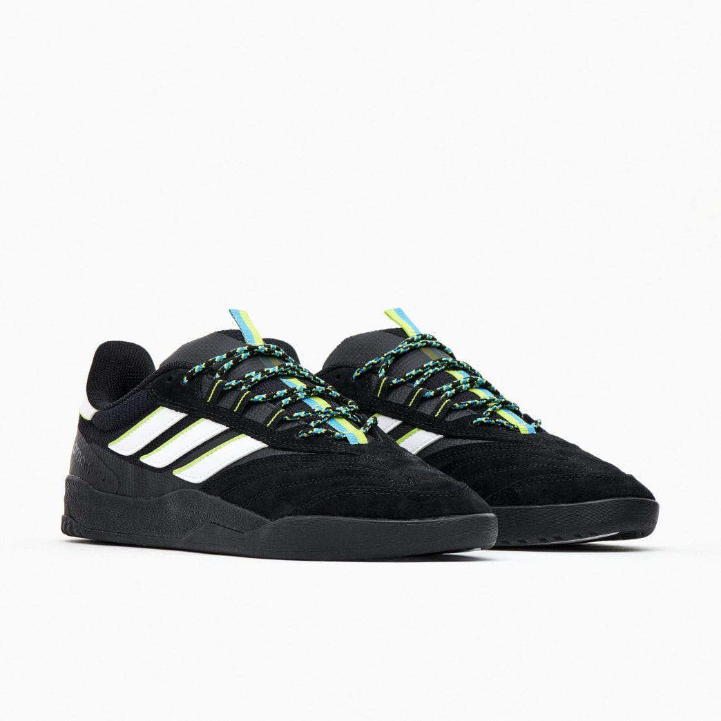 adidas Copa Nationale x Mike Arnold Skate Shoe - Core Black / FTWR White / Customised | Shoes by adidas Skateboarding 2