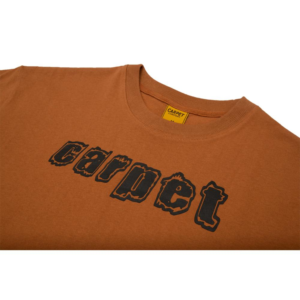 Carpet Company Silly Boy Tee Brown | T-Shirt by Carpet Company 3