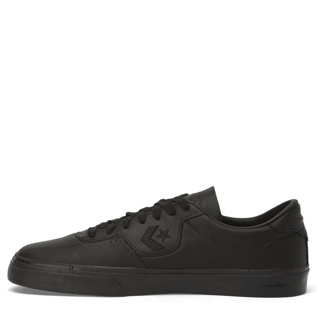 Converse Cons Leather Louie Lopez Pro Skateboarding Shoes - Black/Black/Black | Shoes by Converse Cons 2