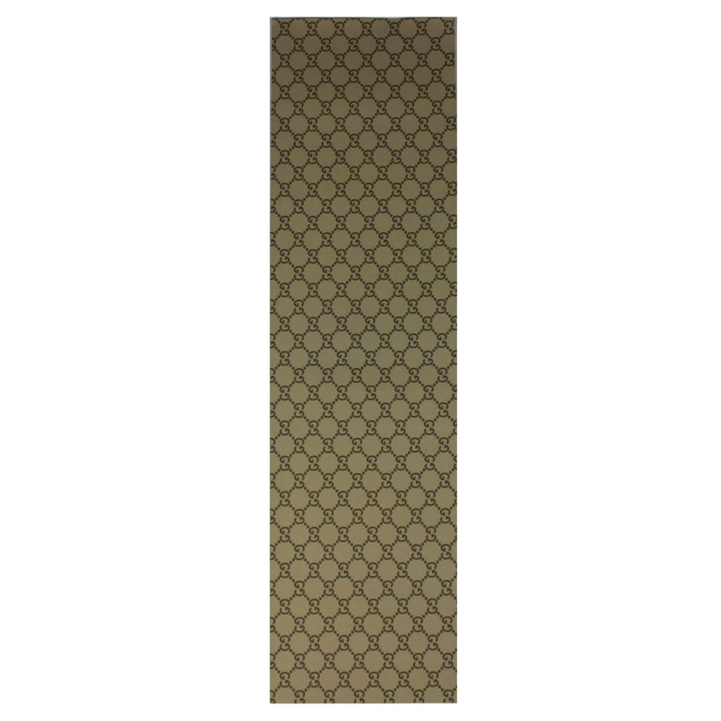 Gucci Grip Tape Black/Gold   Griptape by MOB 1