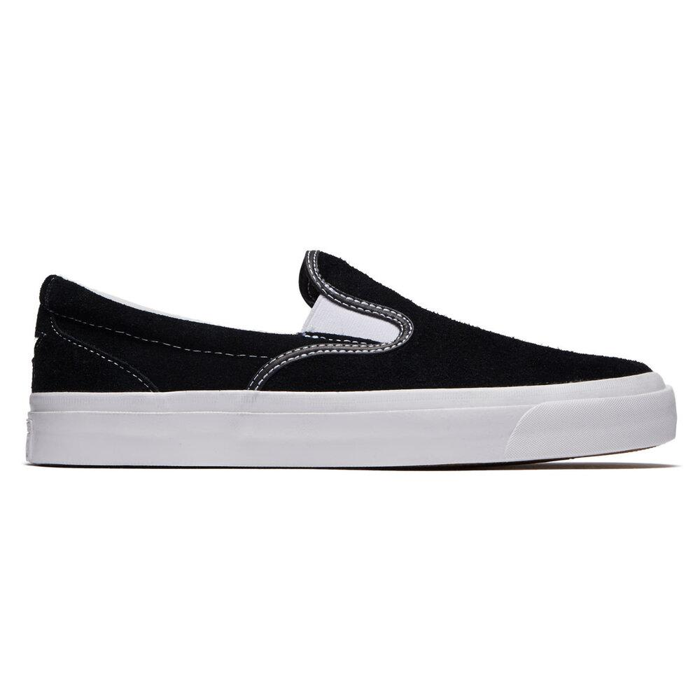 Converse Cons One Star CC Slip Black/White | Shoes by Converse Cons 1