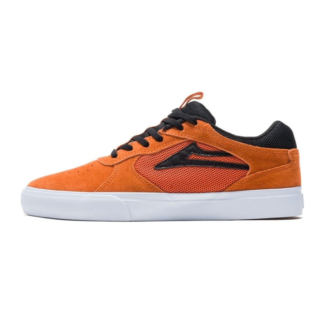 Lakai Proto Vulc Skate Shoes - Burnt Orange | Shoes by Lakai 2