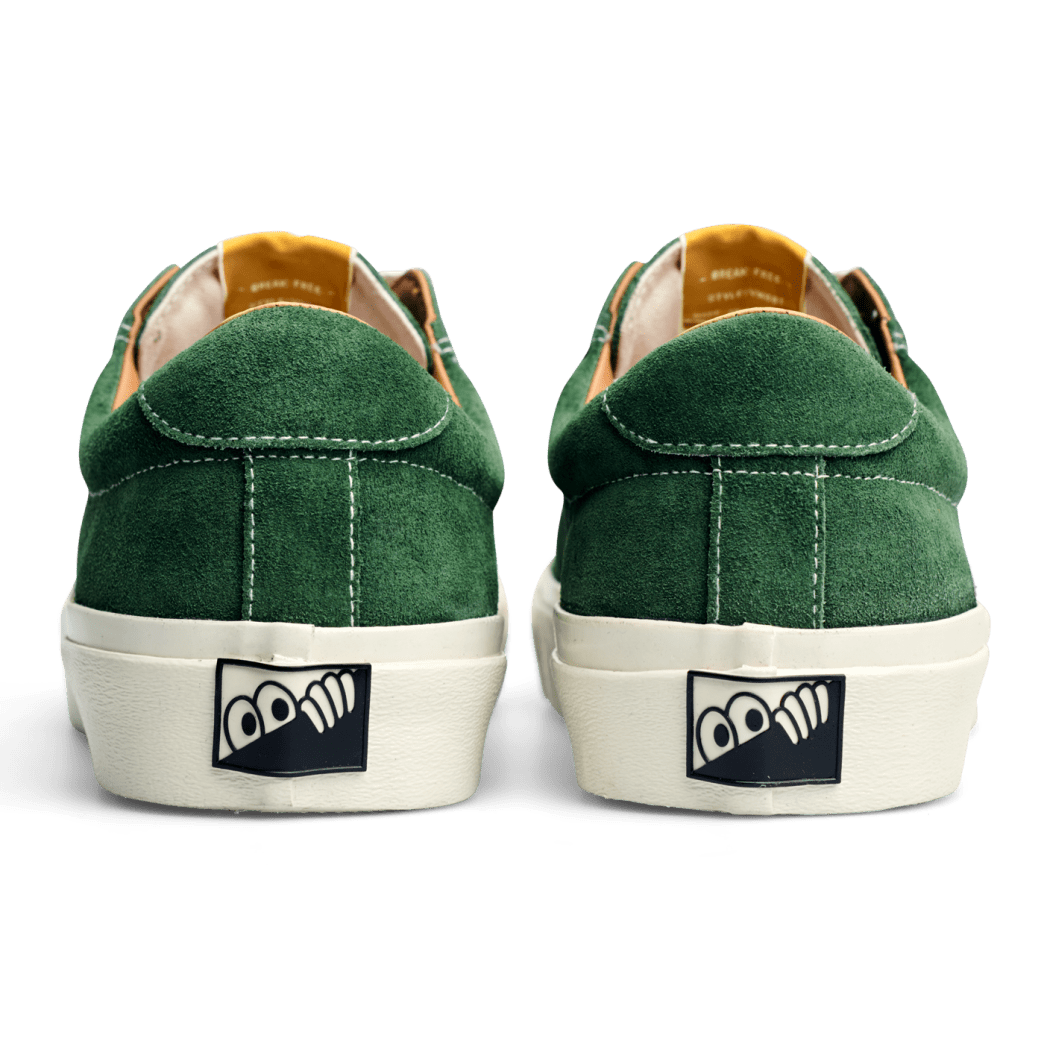 Last Resort AB VM001 Skate Shoes - Moss Green | Shoes by Last Resort AB 5