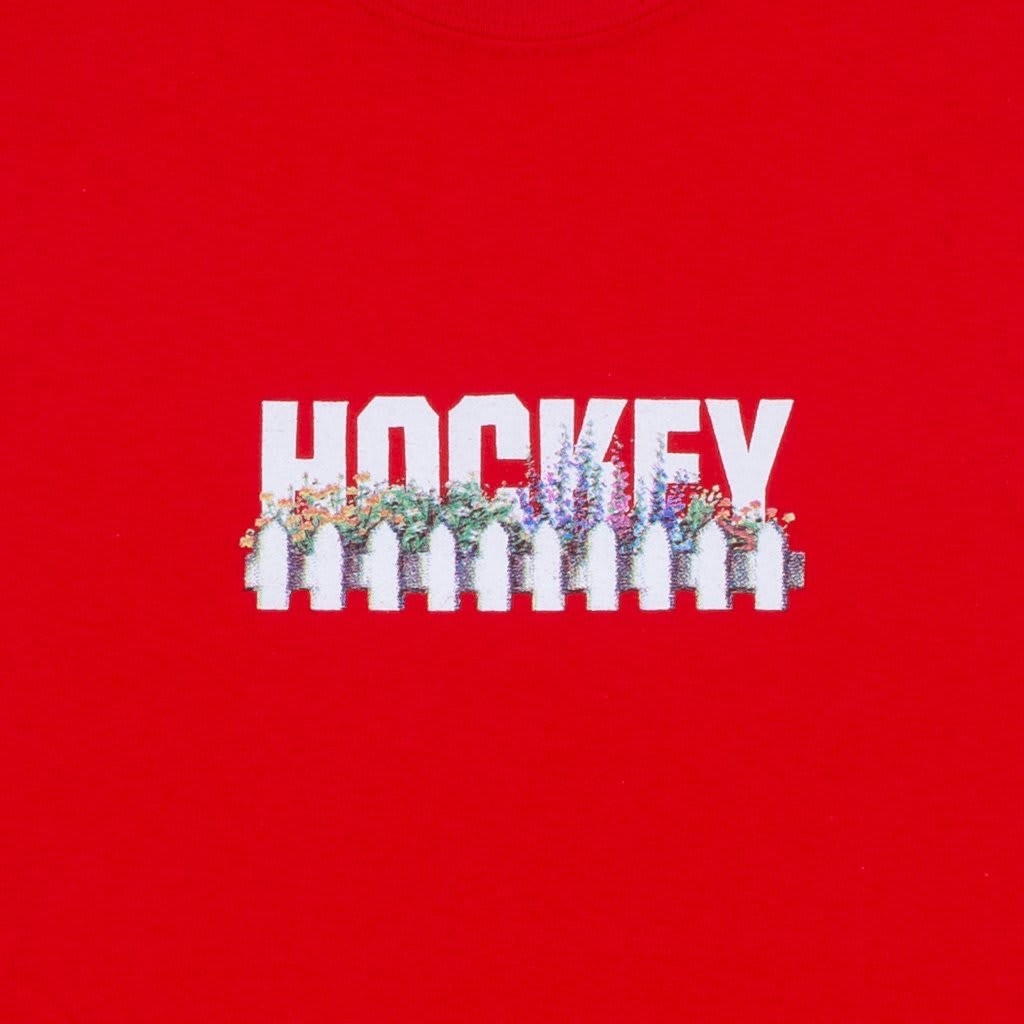 Hockey Neighbor T-Shirt - Red | T-Shirt by Hockey Skateboards 2