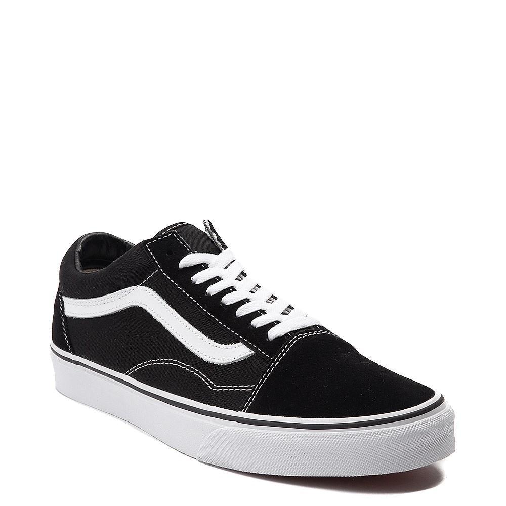 Vans - Old Skool Shoe Black / White | Shoes by Vans 1