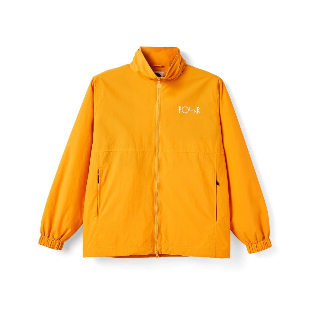 Polar Skate Co Coach Jacket - Yellow | Coach Jacket by Polar Skate Co 1