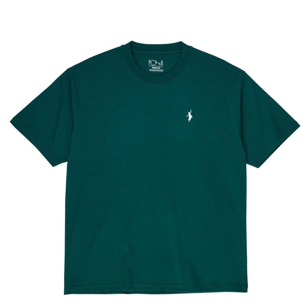 Polar Skate Co No Comply T-Shirt - Dark Green   T-Shirt by Polar Skate Co 1